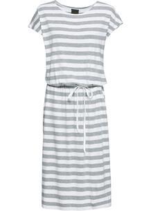Платье с карманами, трикотаж bonprix 255997834
