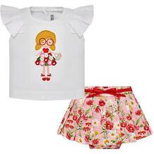 Комплект : футболка и юбка Mayoral 10688342