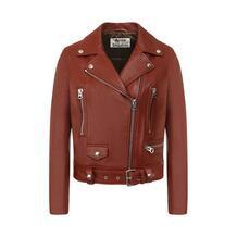 Кожаная куртка ACNE STUDIOS 3691932