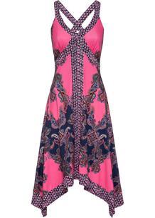 Платье с остроугольным подолом bonprix 258733385