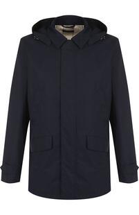 Хлопковая куртка Montville на молнии с капюшоном Loro Piana 3187379