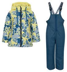 Комплект Аврора Сладкоежка, цвет: желтый/синий Avrora 10348361