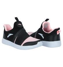 Кроссовки Anta, цвет: черный/розовый 10352933