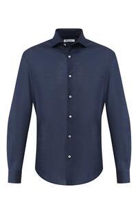 Хлопковая рубашка Loro Piana 2573064