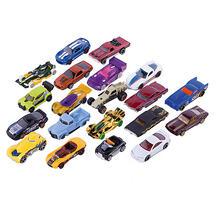 Набор базовых машинок Hot Wheels, 20 штук Mattel 4500810