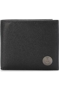 Кожаное портмоне с отделениями для кредитных карт Dolce&Gabbana 2312698