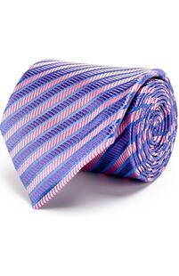 Шелковый галстук в полоску CHARVET 2282172