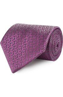 Шелковый галстук с узором CHARVET 2282164
