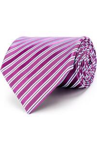 Шелковый галстук в полоску CHARVET 2282157