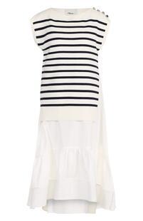 Вязаное платье с декоративной отделкой 3.1 PHILLIP LIM 2268708