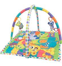 Развивающий коврик Playgro В мире животных 70 х 64 см 5418031