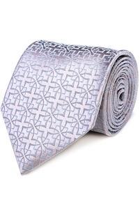 Шелковый галстук с узором CHARVET 2036813