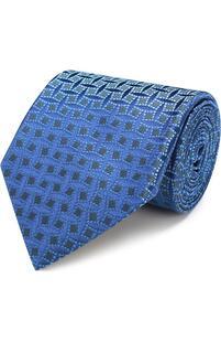 Шелковый галстук с узором CHARVET 2036829