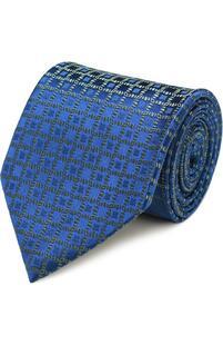 Шелковый галстук с узором CHARVET 2029974