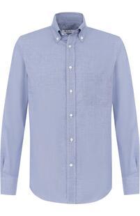 Хлопковая сорочка Loro Piana 1564083