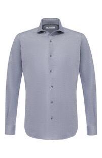 Хлопковая рубашка Loro Piana 2413346