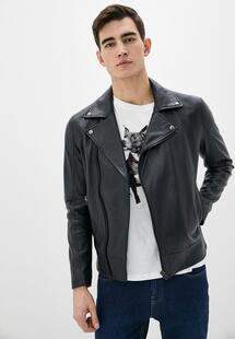 Куртка кожаная Blouson BL033EMHSKB3I480