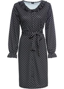 Платье в горошек bonprix 256418387