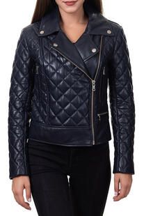 leather jacket JACK WILLIAMS 5972623