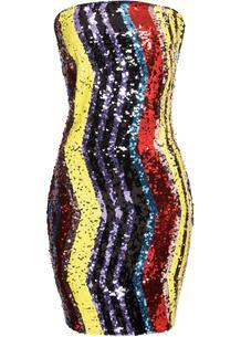 Платье бандо bonprix 254769793