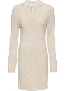 Платье вязаное bonprix 264881228