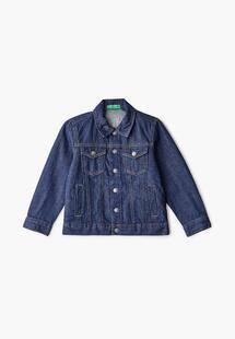 Куртка джинсовая United Colors of Benetton UN012EBHYBD7INL