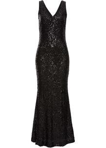 Платье с пайетками bonprix 224265085