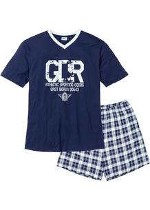 Пижама с шортами bonprix 252327358