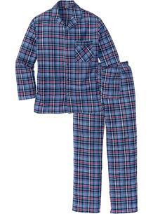 Фланелевая пижама свободного покроя. bonprix 252327366