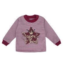 Джемпер Мелонс Super Girls, цвет: бордовый 9947328
