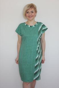 Платье трикотажное Арнод Инсантрик 38830