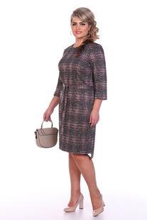 Платье трикотажное Надайл (клетка) Инсантрик 37441