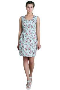 Платье ситцевое Винтаж (ментоловое) Инсантрик 36173