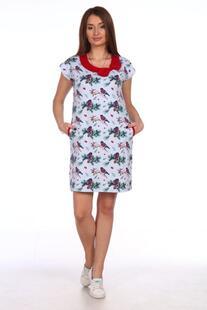 Платье трикотажное Птичка Инсантрик 35619