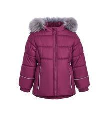 Куртка Kisu, цвет: фиолетовый 9941163