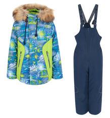 Комплект куртка/брюки Аврора Немо, цвет: синий Avrora 9828117