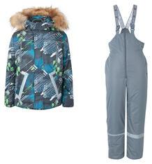 Комплект куртка/брюки Аврора Егорка, цвет: синий Avrora 9829047