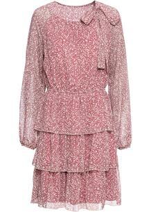 Платье с бантом у выреза bonprix 252018142