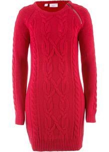 Вязаное платье bonprix 263341276