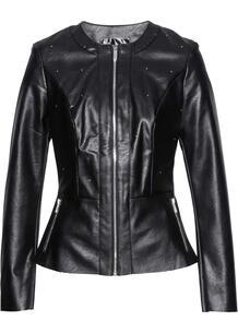 Куртка из искусственной кожи bonprix 243279000