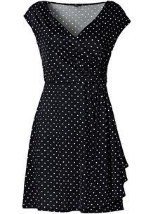 Платье в горошек bonprix 139782603