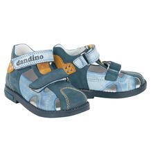 Сандалии Dandino, цвет: синий 9365815