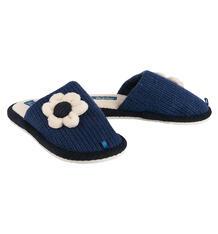 Тапочки Lamaliboo, цвет: синий 8549641