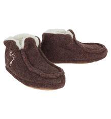 Тапочки Lamaliboo, цвет: коричневый 7456495