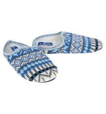 Тапочки Lamaliboo, цвет: голубой 7421557