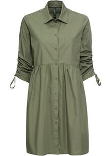 Платье-рубашка bonprix 245612262