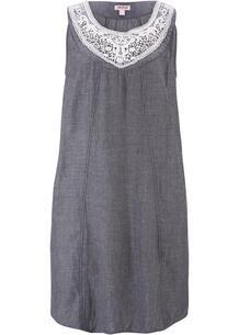 Платье с кружевом bonprix 248420806