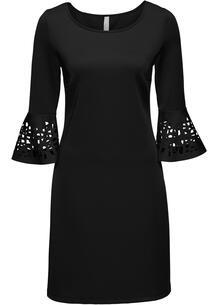Платье с разрезами bonprix 221411229
