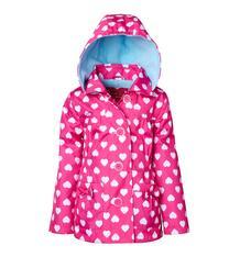 Куртка Pink platinum by Broadway kids, цвет: розовый 8414503