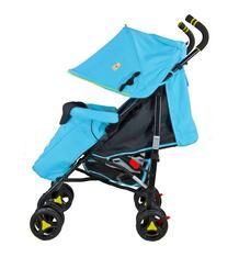 Коляска-трость Tizo Respect, цвет: голубой 4946161